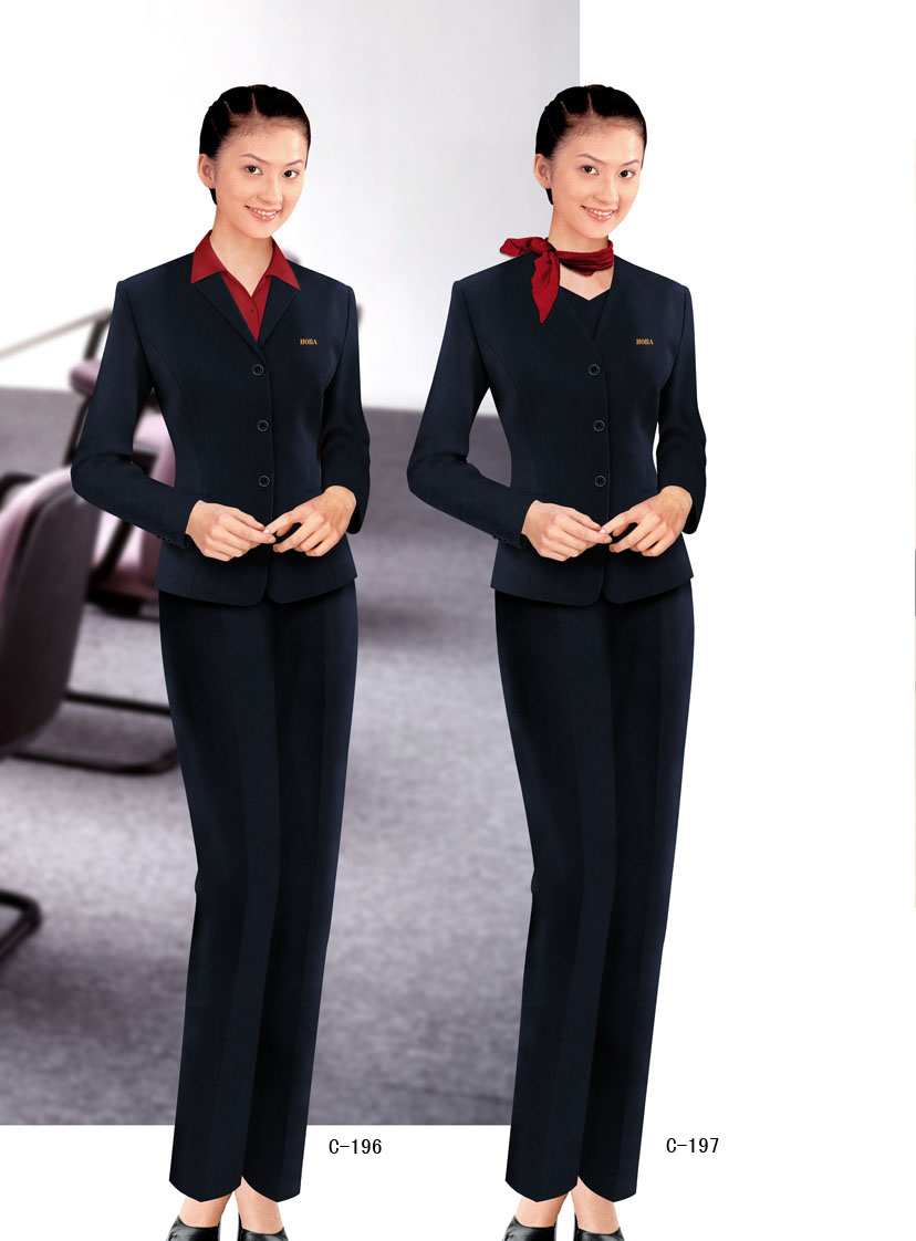 职业装 北京职业装 职业装图片 女性职业装